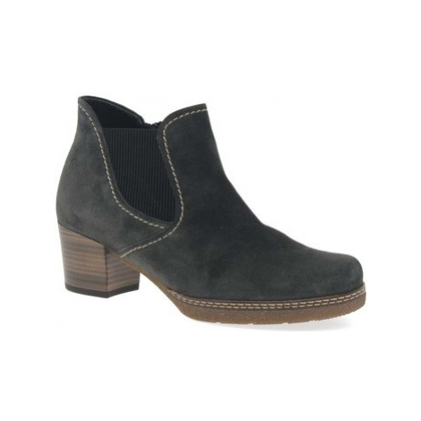 Gabor Lilia Womens Chelsea Boots women's Low Ankle Boots in Grey