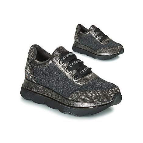 Café Noir MADDY women's Shoes (Trainers) in Grey