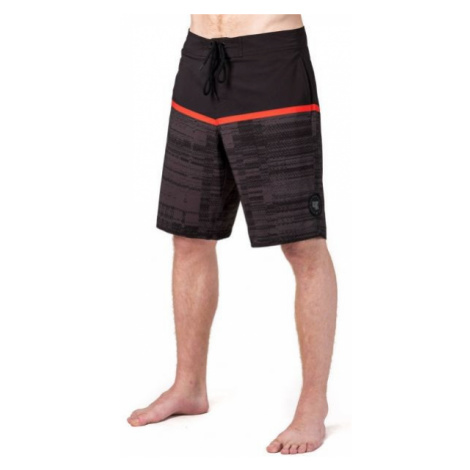 Horsefeathers NIMBUS BOARDSHORTS black - Men's boardshorts