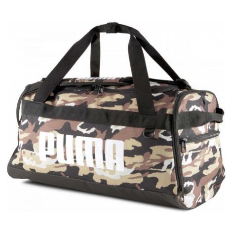 Puma CHALLENGER DUFFEL BAG white - Sports bag