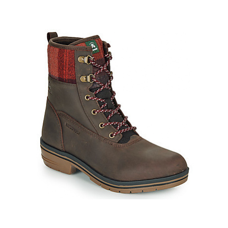 KAMIK JULIET MID women's Mid Boots in Brown