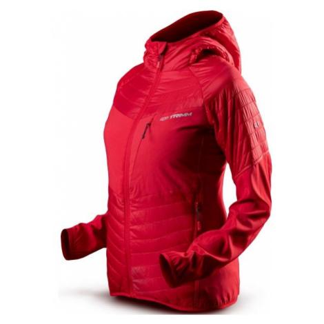 Red women's outdoor jackets
