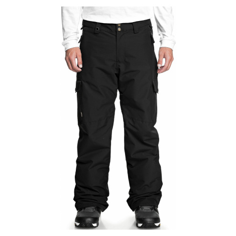 pants Quiksilver Porter - KVJ0/Black - men´s