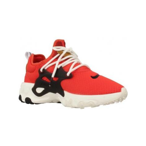 Nike REACT PRESTO men's in Red