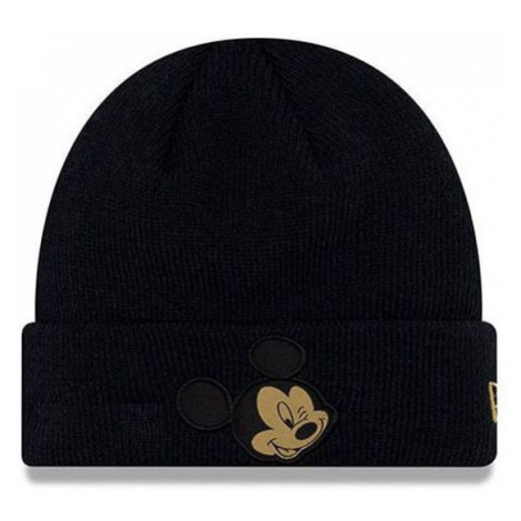Kids New Era Youth Character Cuff Mickey Mouse Navy Gold