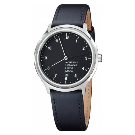 Mondaine Watch Helvetica No1 Regular 40