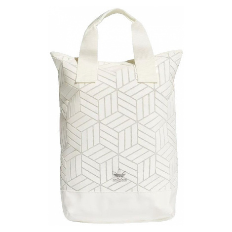 backpack adidas Originals Top 3D - Off White - women´s