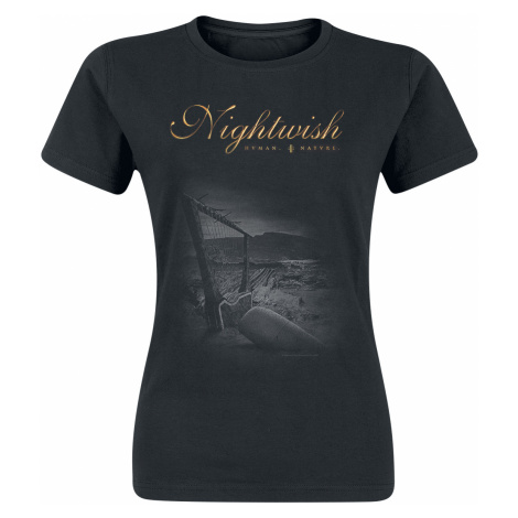 Nightwish - Music - Girls shirt - black