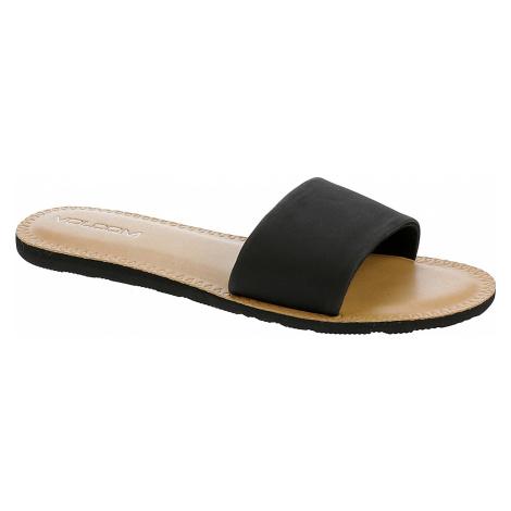 shoes Volcom Simple Slide - Black