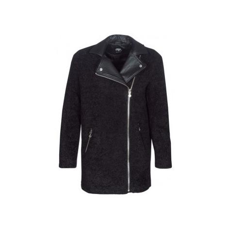 Le Temps des Cerises ZIPPO women's Coat in Black
