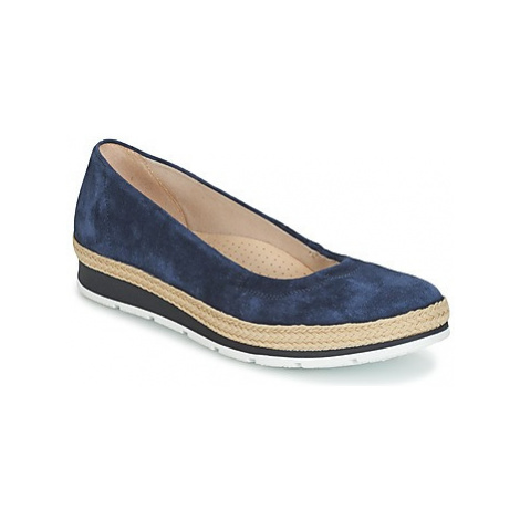 Gabor OULI women's Shoes (Pumps / Ballerinas) in Blue
