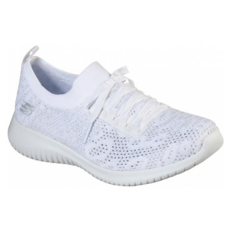 Skechers ULTRA FLEX white - Women's sneakers