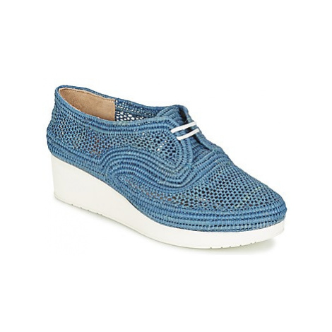 Robert Clergerie VICOLEM women's Casual Shoes in Blue