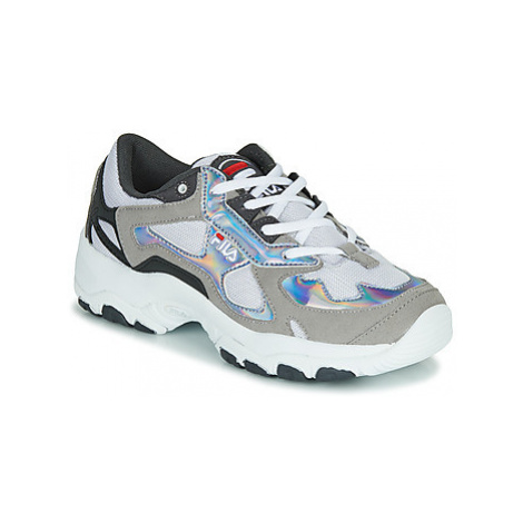 Fila SELECT WMN women's Shoes (Trainers) in Silver