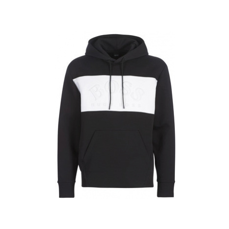 BOSS SLY men's Sweatshirt in Black Hugo Boss