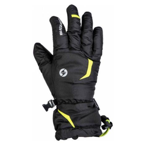 Blizzard REFLEX JNR SKI GLOVES green - Gloves