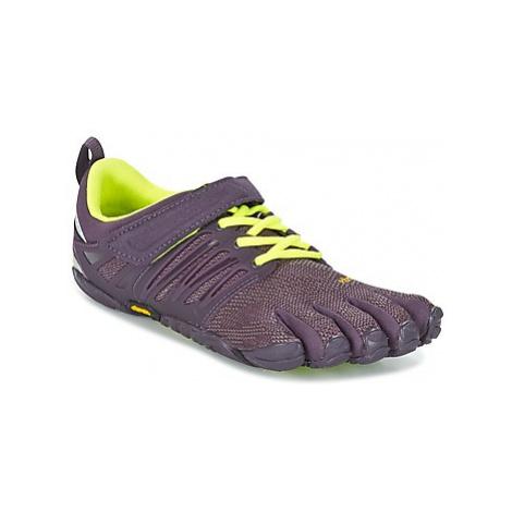 Vibram Fivefingers V-TRAIN women's Running Trainers in Purple