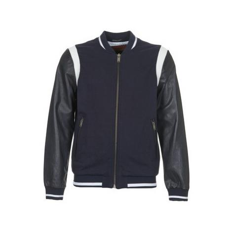 Chevignon B TRIO men's Jacket in Blue