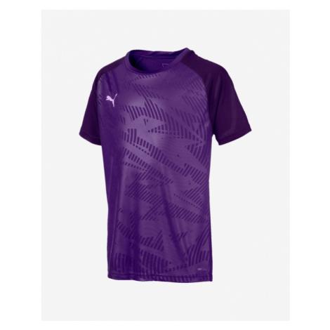 Puma Cup Training Jersey Core Kids T-shirt Violet