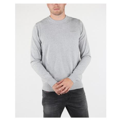 Diesel K-Over Sweater Grey