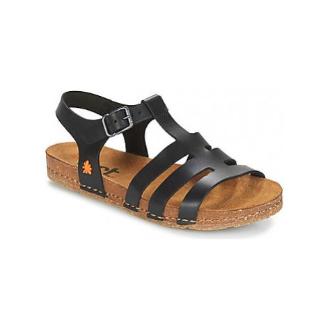 Art CRETA women's Sandals in Black