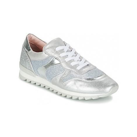 Unisa DAYTONA girls's Children's Shoes (Trainers) in Silver