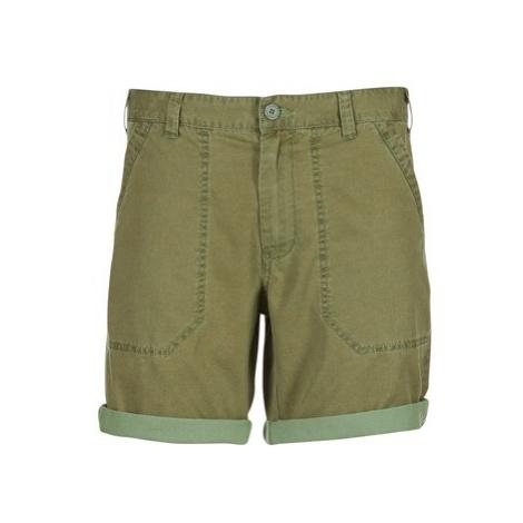 Benetton JOUVALI men's Shorts in Green United Colors of Benetton