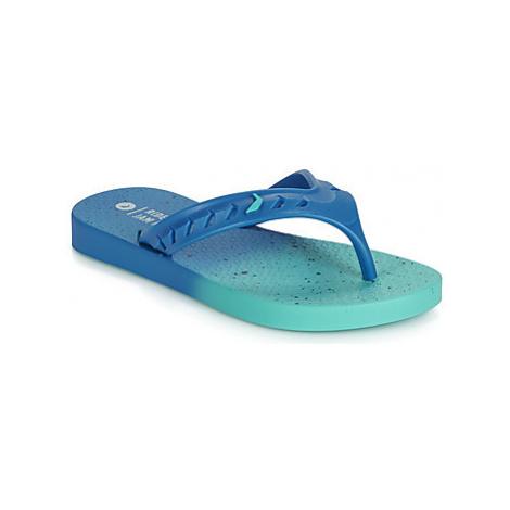 Rider JAM FLOW THONG KIDS girls's Children's Flip flops / Sandals in Blue
