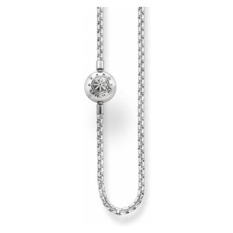 THOMAS SABO Silver Karma Beads Necklace