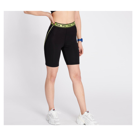 FILA Ulan Short Leggings Black