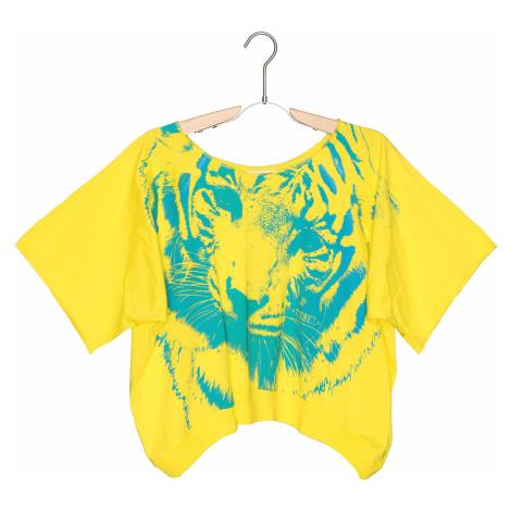 Diesel Kids T-shirt Yellow