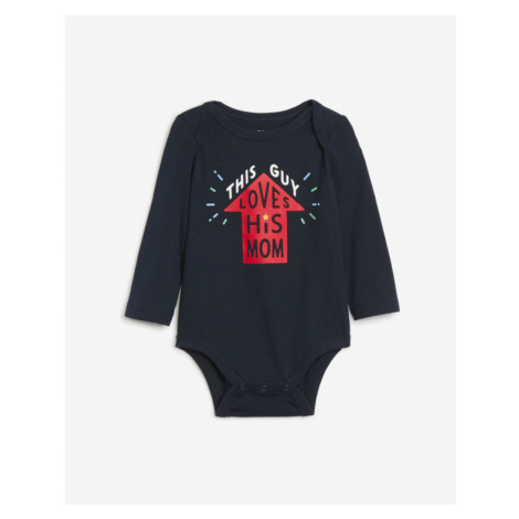 Blue infant and toddler clothes
