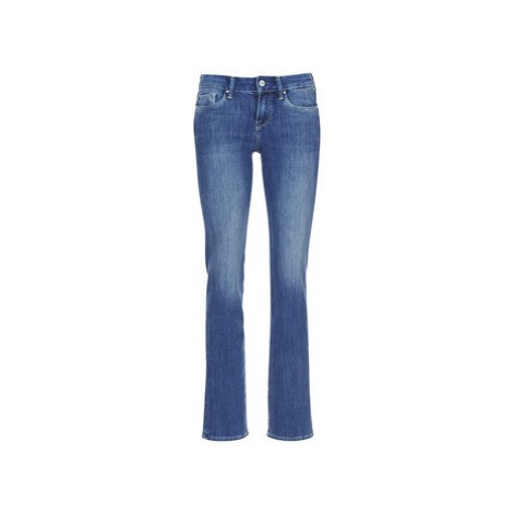 Pepe jeans PICCADILLY women's Bootcut Jeans in Blue