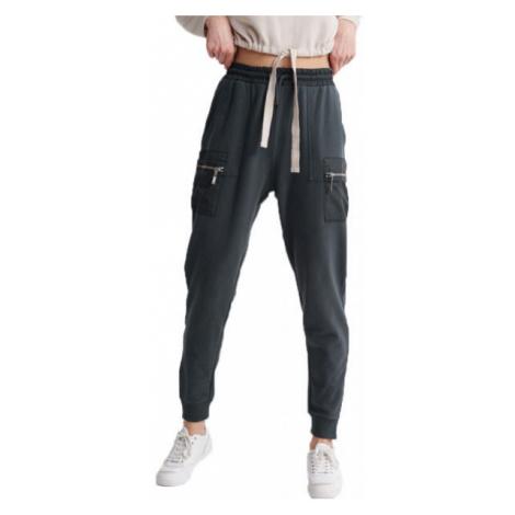 Superdry CARGO JOGGER dark gray - Women's sweatpants