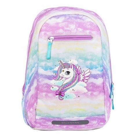 backpack Beckmann Unicorn 12 - Purple - girl´s