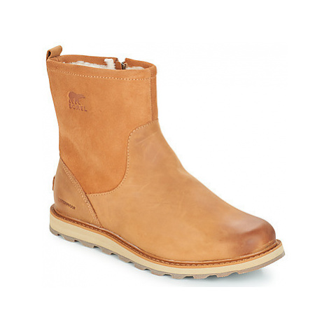 Sorel MADSON ZIP WATERPROOF men's Snow boots in Brown