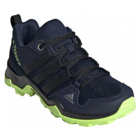 adidas TERREX AX2 K black - Boys' outdoor shoes