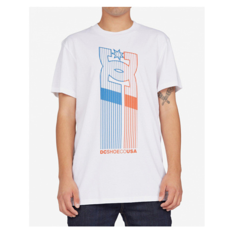 DC Elevator Star T-shirt White