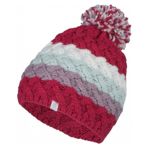 Lewro CLEFAIRY red - Girls' knitted hat