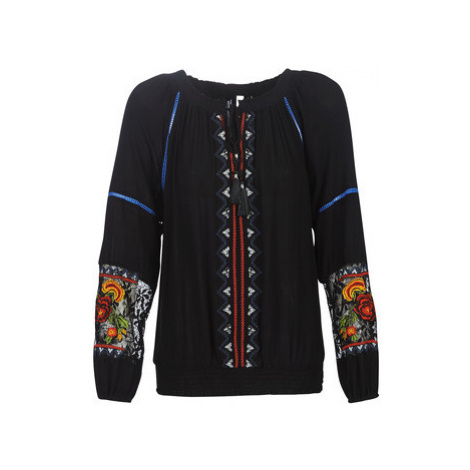Desigual SOFIA women's Blouse in Black