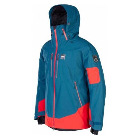 Picture TRACK blue - Men's winter jacket