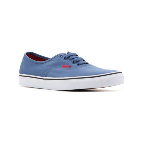 Vans Authentic VN0004MKIJK men's Shoes (Trainers) in Blue