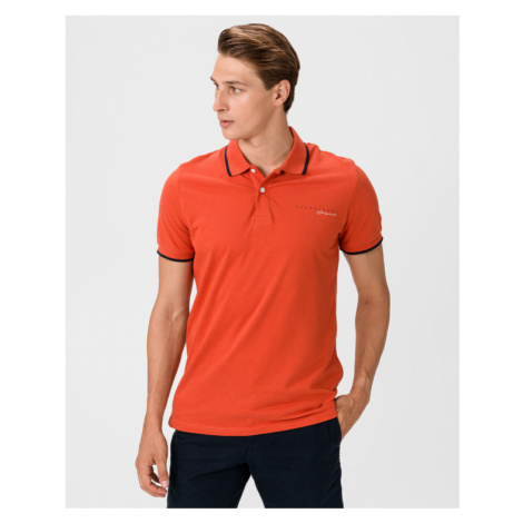Jack & Jones Logan Polo shirt Orange