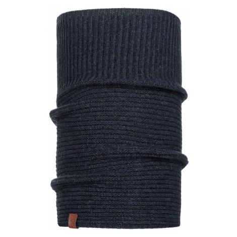 cravat Buff Knitted Comfort Biorn - 117928/Dark Denim - men´s