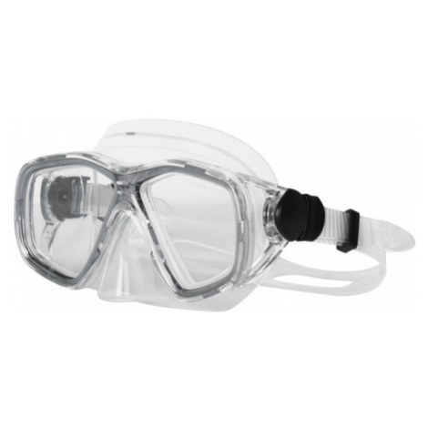 Grey equipment for swimming and diving
