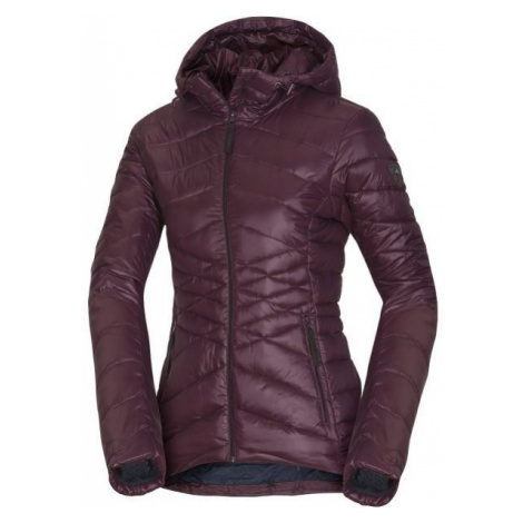 Northfinder RONAIA red wine - Women's jacket