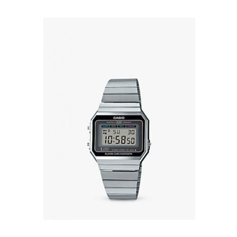 Casio Unisex Bracelet Strap Watch