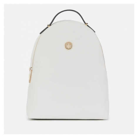 Tommy Hilfiger Women's Core Mini Backpack - Bright White