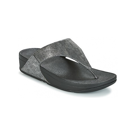 FitFlop LULU TOE-THONG SANDALS women's Sandals in Silver