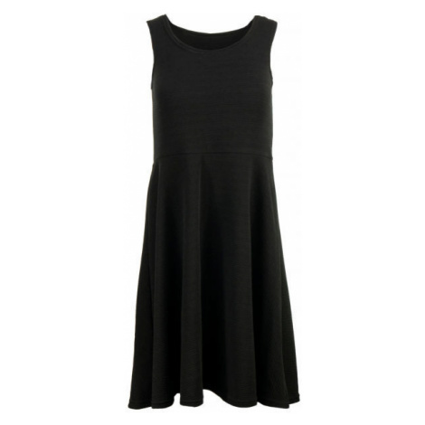 ALPINE PRO CALLIASA black - Women's dress